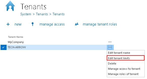edit-tenant-limits